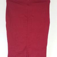 Zhen Li Fashion Womens Stretchy Zipper Mini Skirt XXL
