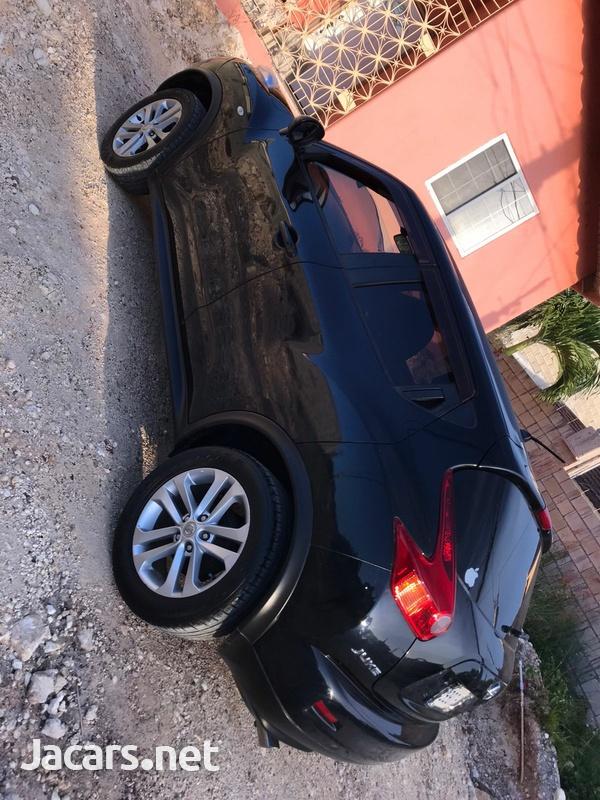 Nissan Juke 1,5L 2011-3