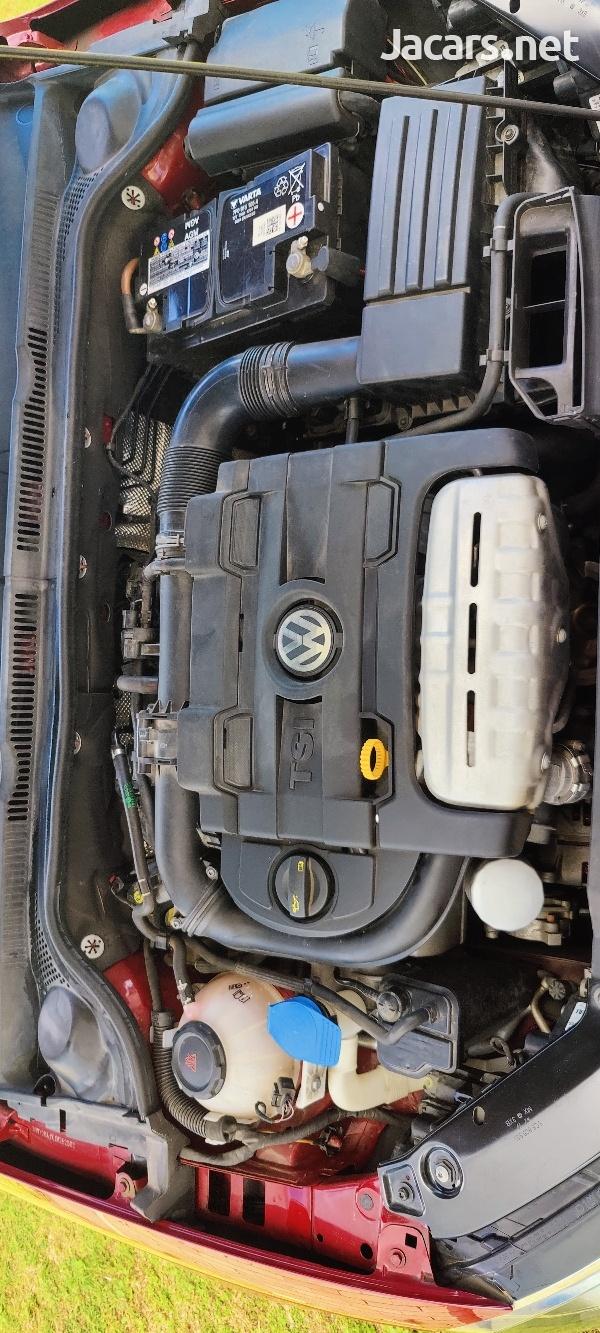 Volkswagen Jetta 1,4L 2018-9