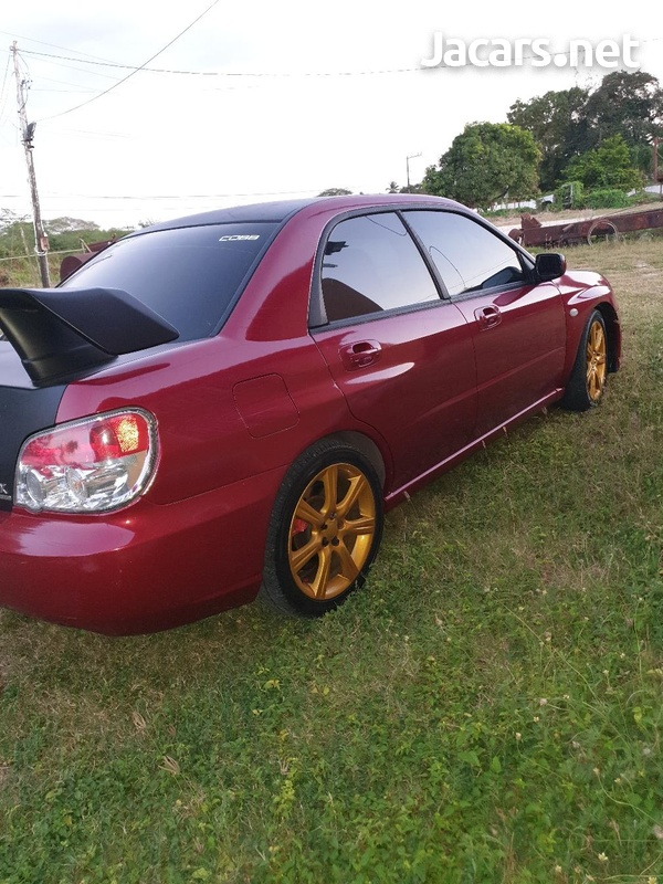 Subaru WRX 2,0L 2007-4