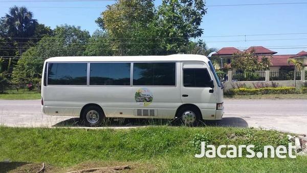 2006 Toyota Coaster Bus-1