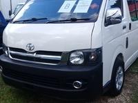 2008 toyota hiace 5L diesel