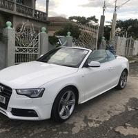 Audi Convertible 1,8L 2013