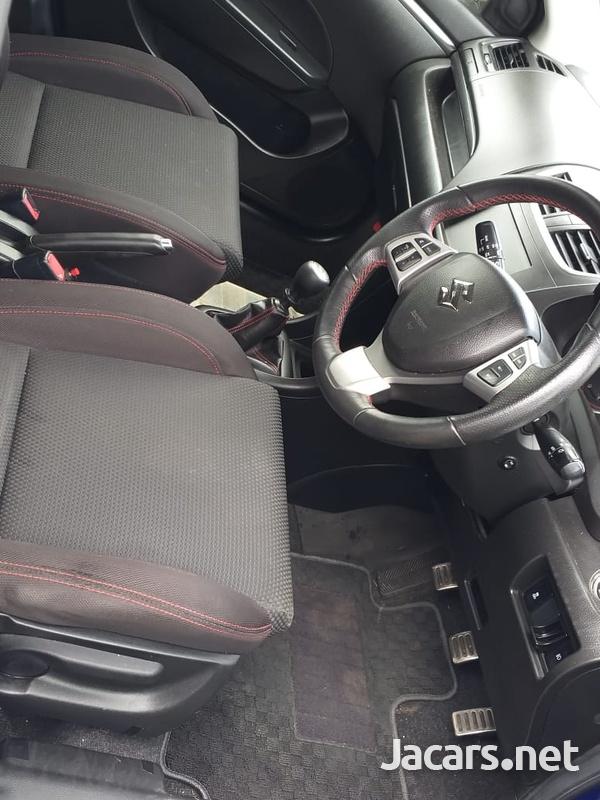 Suzuki Swift RS 1,6L 2014-5