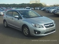 Subaru Impreza 1,6L 2013