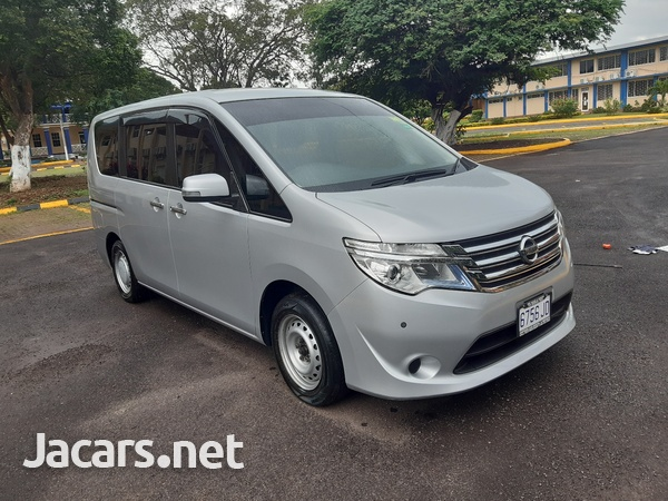 Nissan Serena 2,0L 2014-14