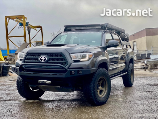 Toyota Tacoma High Clearance Front Metal Bumper Kit-2