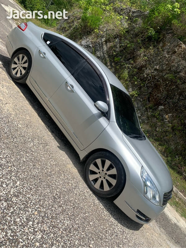 Nissan Teana 2,5L 2013-3