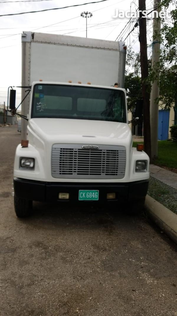 2003 Freightliner FL70 Box Body Truck-1