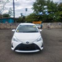 Toyota Vitz 1,0L 2019