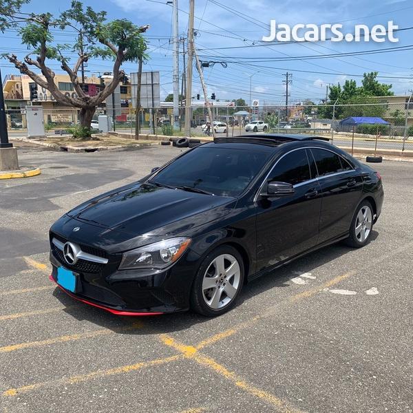 Mercedes-Benz CLA-Class 2,0L 2018-1