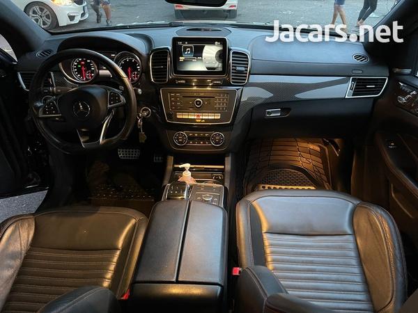 Mercedes-Benz GLE-Class 3,0L 2016-5