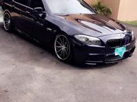 BMW 5-Series 4,0L 2015
