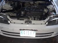 Honda Civic 4,0L 1992