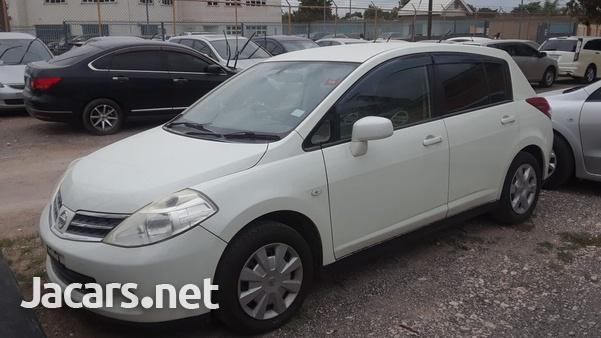 Nissan Tiida 1,3L 2012-4