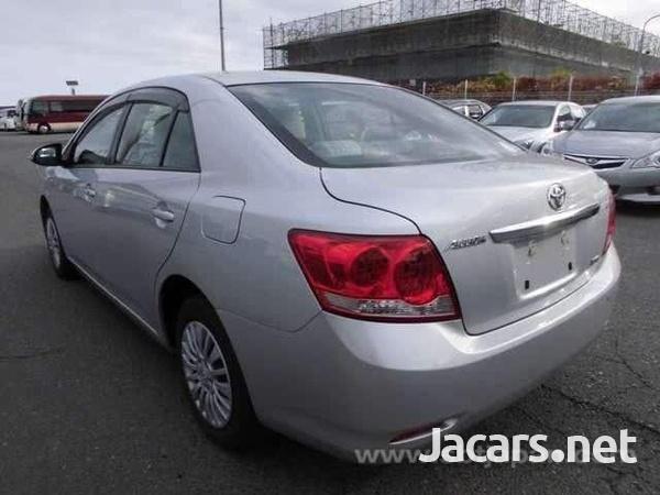 Toyota Allion 1,8L 2015-6