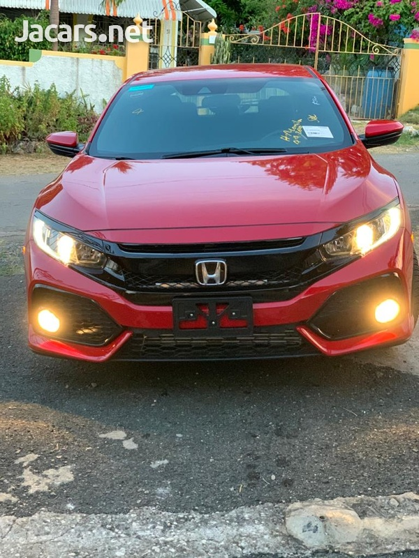 Honda Civic 1,5L 2019-7