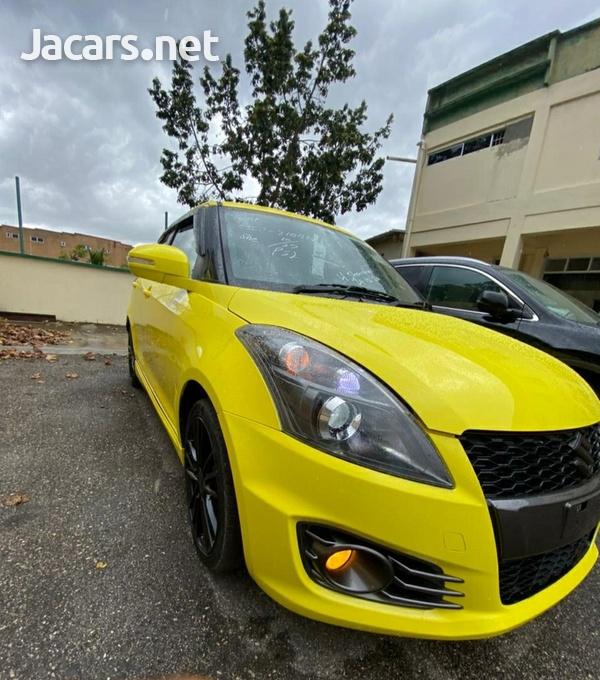 Suzuki Swift 1,6L 2015-2