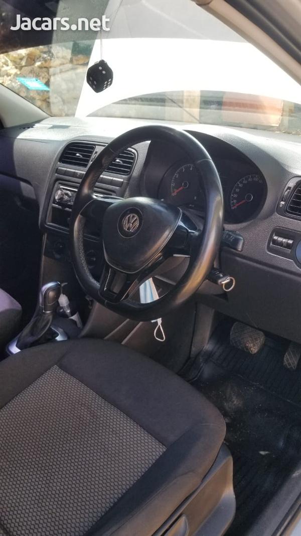 Volkswagen Polo 1,6L 2017-11