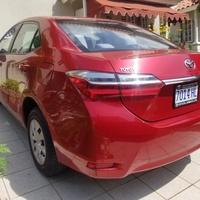 Toyota Corolla 1,6L 2017