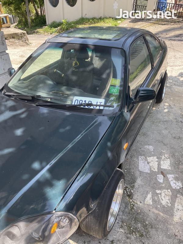 Honda Civic 1,5L 1996-4