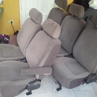 TOYOTA HIACE BUS SEATS WITH HEAD REST