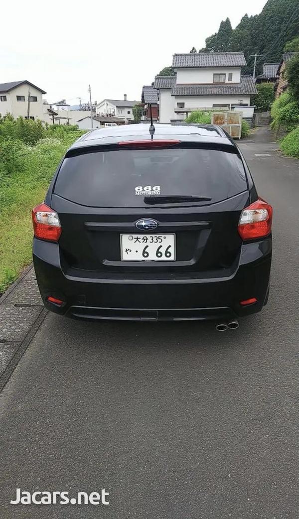 Subaru Impreza 1,5L 2012-3
