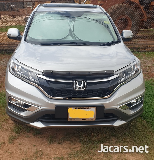 Honda CR-V 2,0L 2017-1