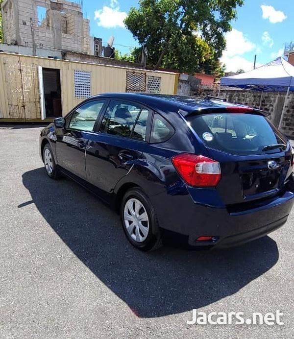 Subaru Impreza 1,6L 2016-5