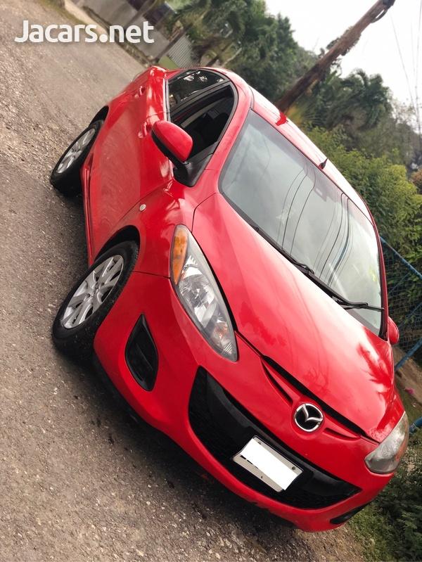 Mazda 2 1,5L 2012-3