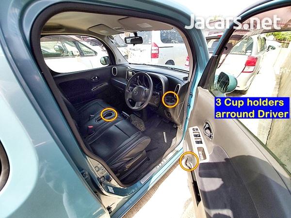 Nissan Cube 1,5L 2012-6