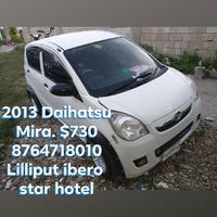 Daihatsu MIRA 0,5L 2013