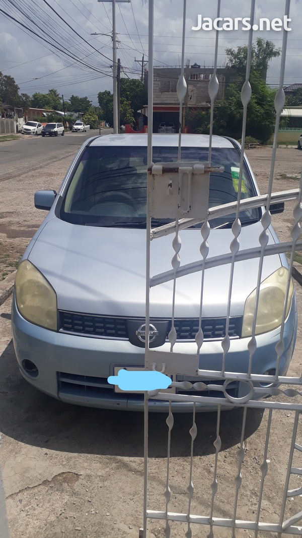 Nissan LaFesta 2,0L 2006-2