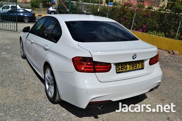 BMW 3-Series 1,6L 2013-5