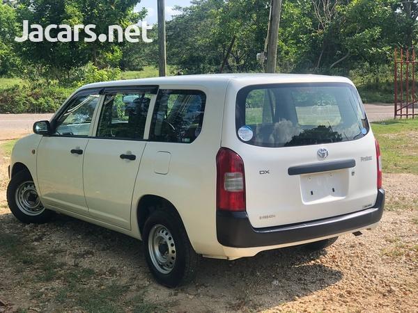 Toyota Probox 1,5L 2012-6