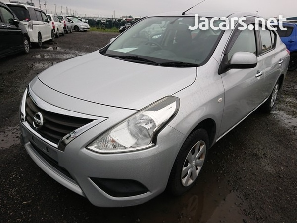 Nissan Latio 1,3L 2016-2