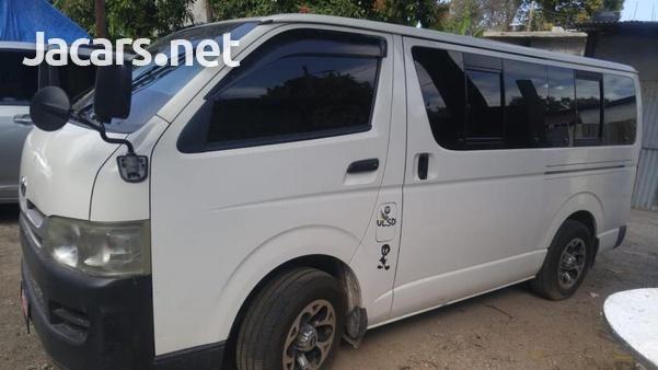 2008 Toyota Hiace Bus-4