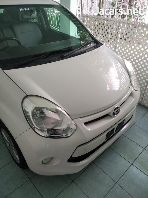 Daihatsu Boon 1,0L 2014-1