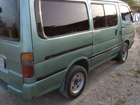 2001 Hiace Bus, 680grand negotiable, Automatic, 5L diesel engine
