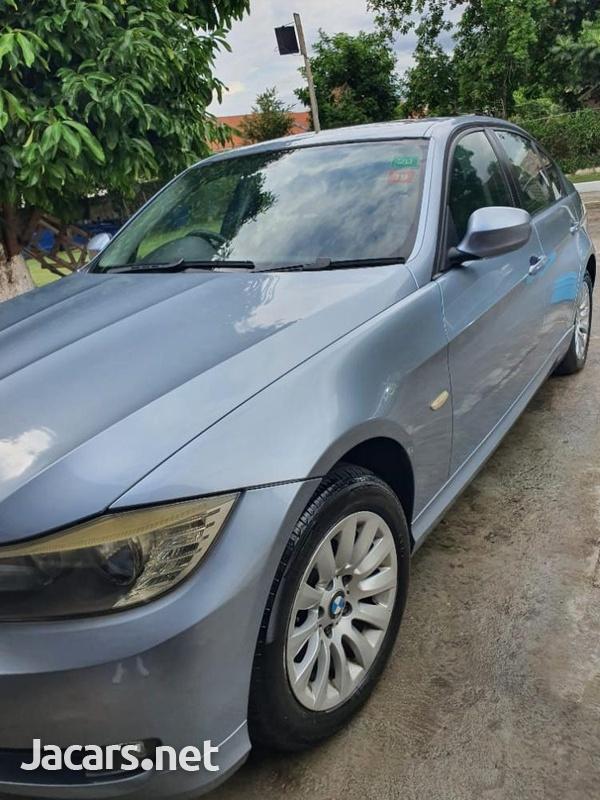 BMW 3-Series 2,0L 2009-2
