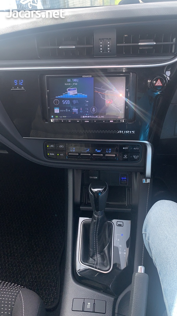 Toyota AURIS 1,5L 2016-5
