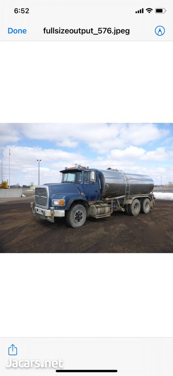 1997 Ford Water Truck-1