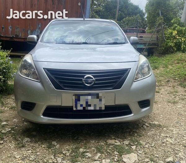 Nissan Latio 1,5L 2014-3