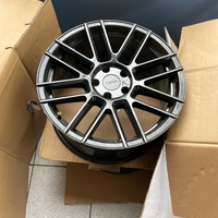 18 inch concave rims never cracked never reconstructed . 2 brand new, 2 used