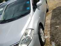 Nissan Tiida 2008