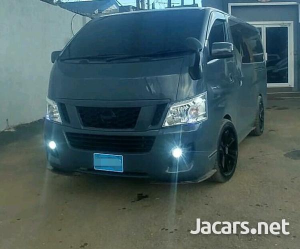 2013 Nissan Caravan Bus-1