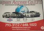 Japan Access Company Limited