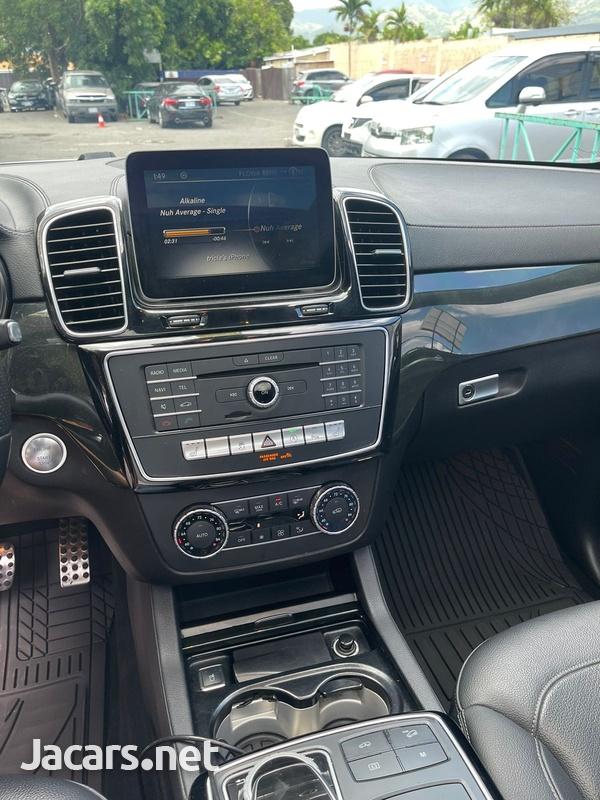 Mercedes-Benz GLE-Class 3,5L 2018-2