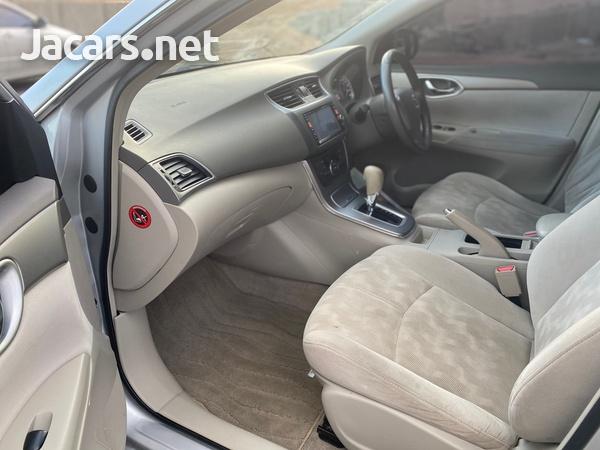 Nissan Sylphy 1,5L 2013-10