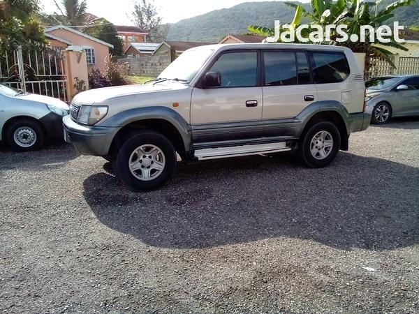 Toyota Land Cruiser Prado 3,0L 1998-4